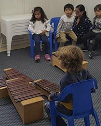 Chiquibabys Musical -Batuta